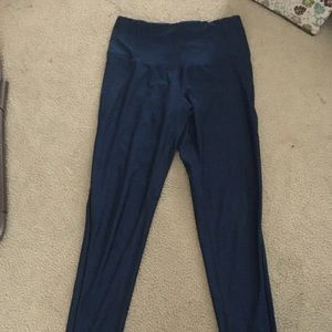 Pants - Blue leggings